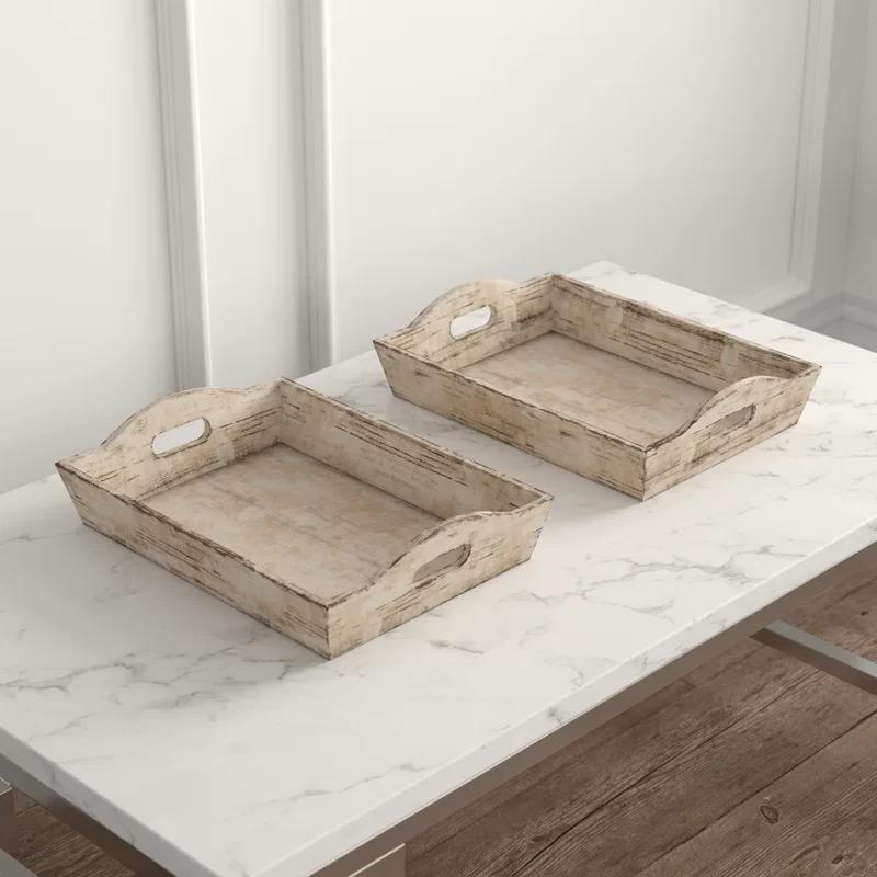 Bond 2 Piece Vanity Tray Set In 2020 Vanity Tray Tray Decorative Pillows