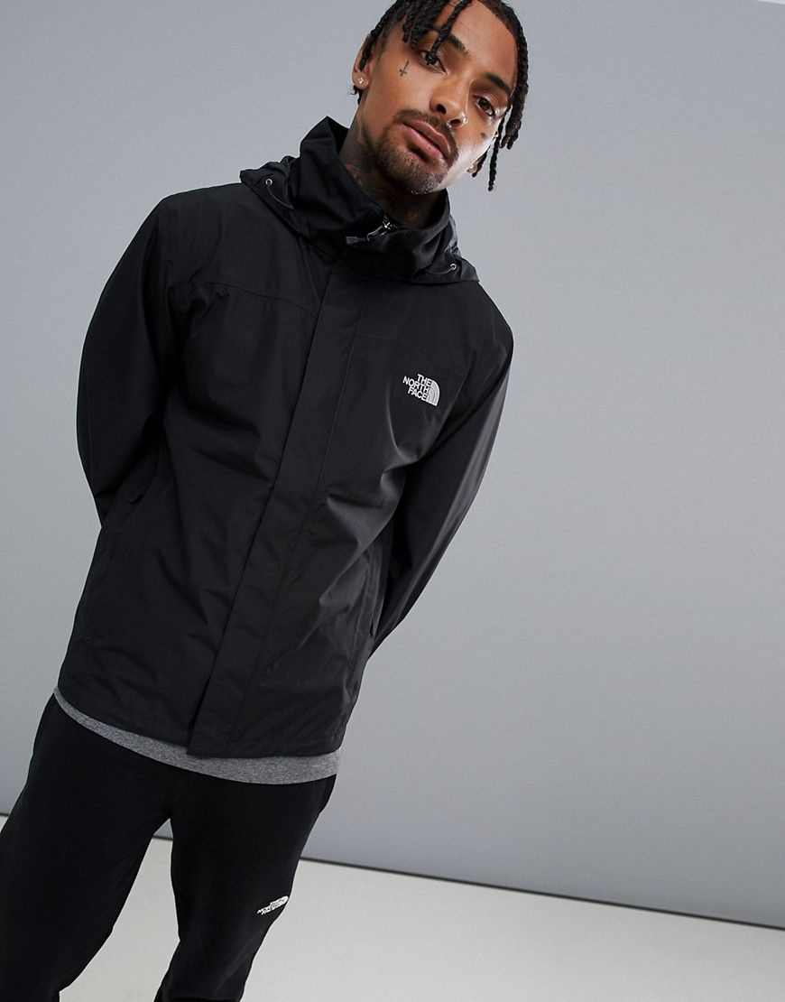 f46a1b1dd THE NORTH FACE SANGRO JACKET IN BLACK - BLACK. #thenorthface #cloth ...