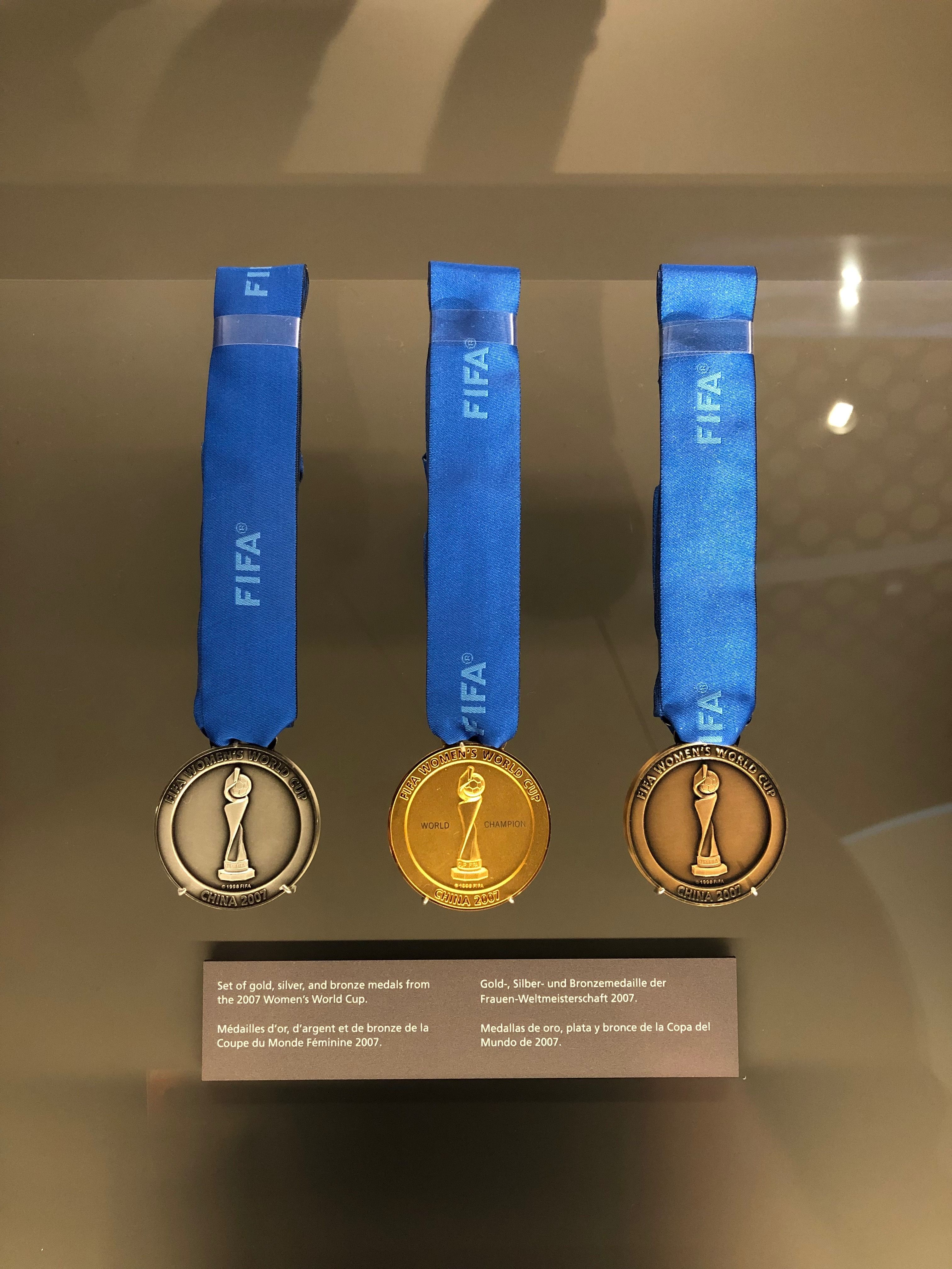 Fifa World Cup Medal Bronze Medals Fifa