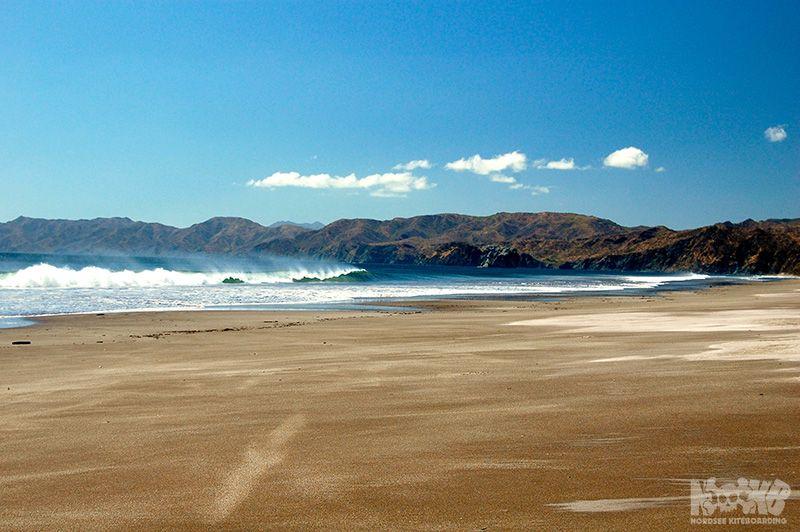 Costa Rica Kitesurf Playa Naranjo Nationalpark Santa Rosa ...