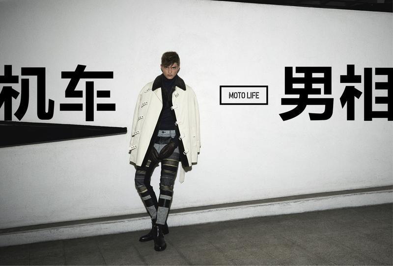 GQ Style China - Moto Life