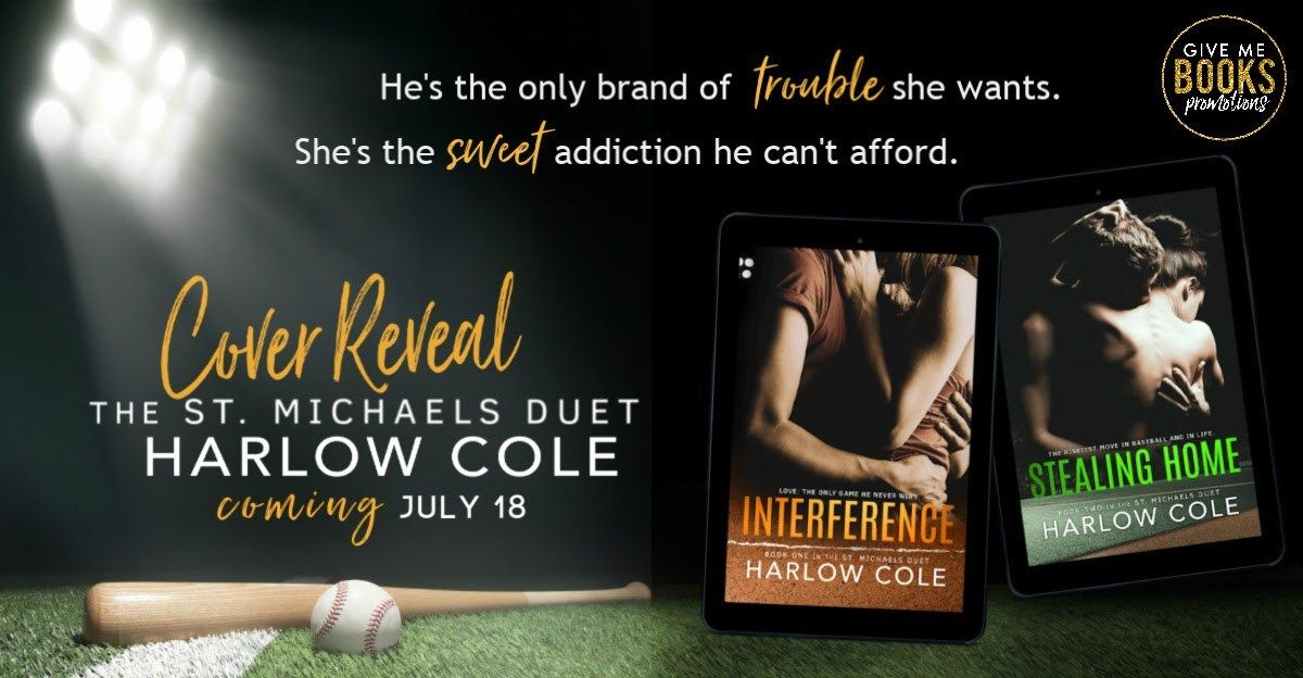 St. Michaels Duet by Harlow Cole Cover Reveal Another