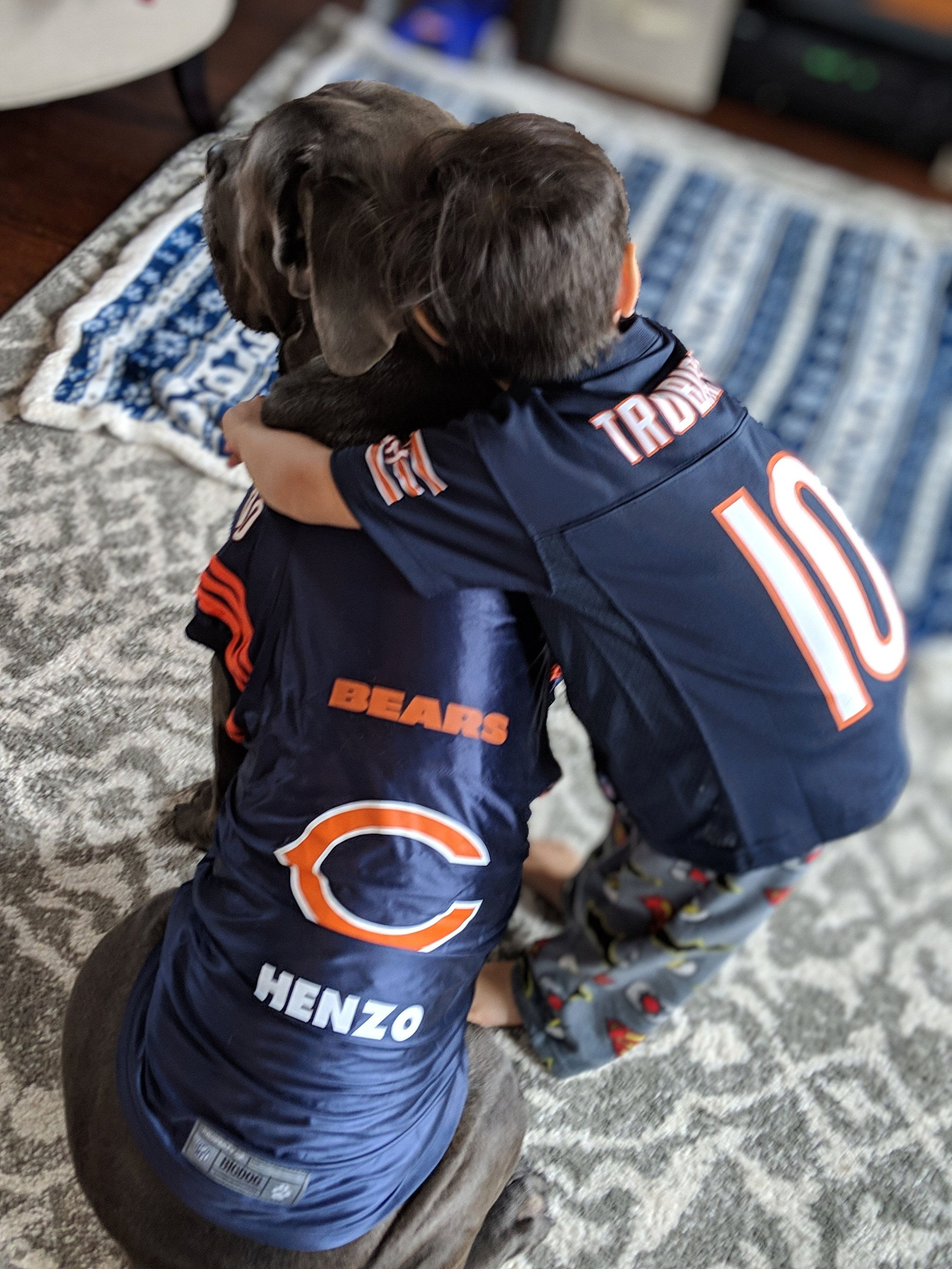 4732468c7 Excited to share the latest addition to my  etsy shop  Chicago Bears Pet  Jersey