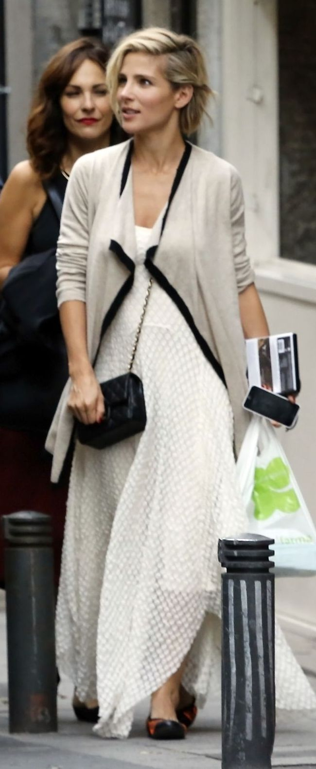 Elsa pataky in madrid september 2014 love her edgy - Madrid chic style ...