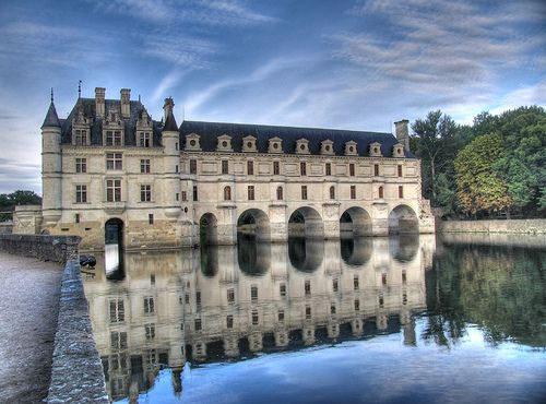 Kasteel Chenonceau, Frankrijk