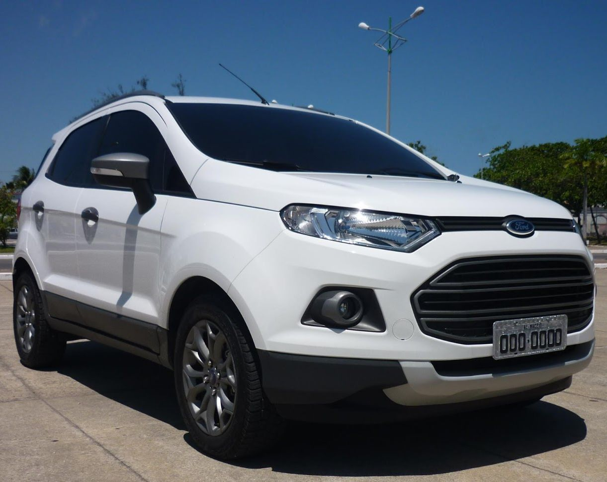 Ford ecosport to be launched in indonesia during 2013
