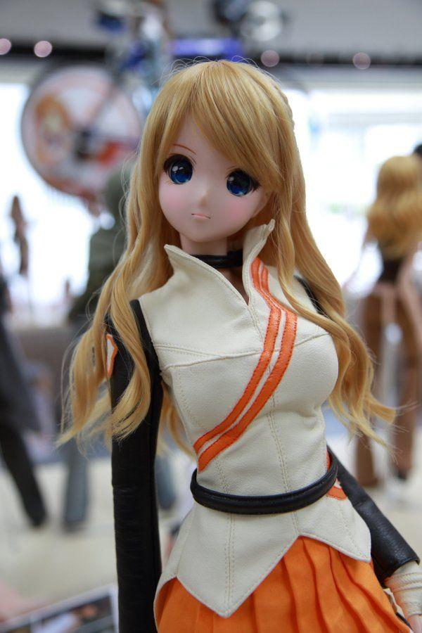 Smart Doll Kizuna Yumeno by MS14S_GELGOOG