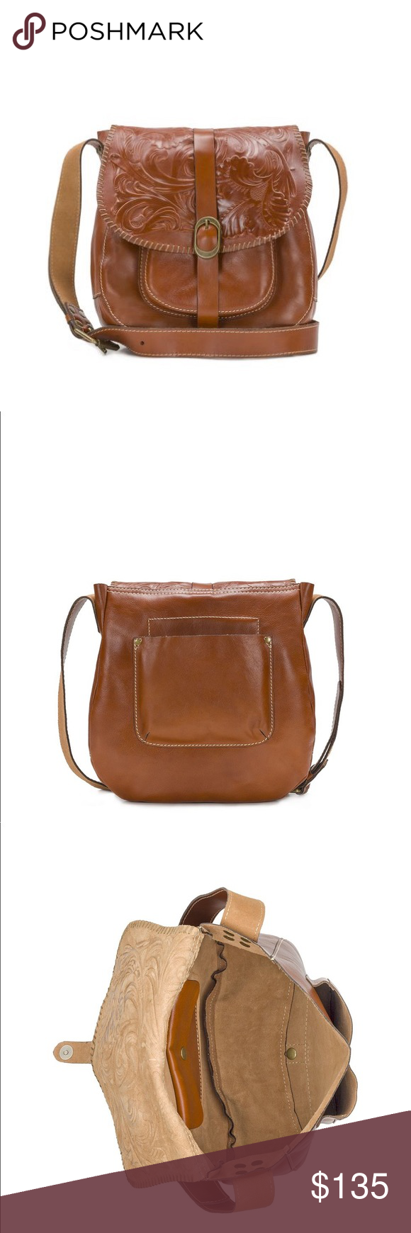 f0db8663cbab FLASH SALE! Patricia Nash Barcellona Bag Patricia Nash Barcellona ...