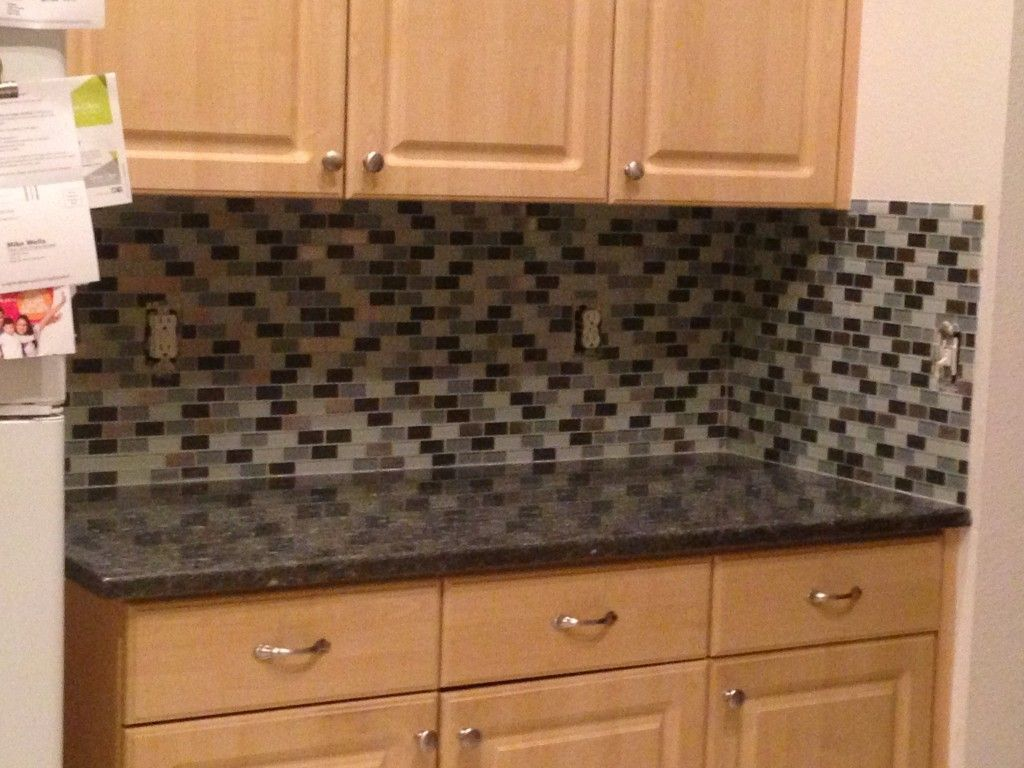 kitchen granite countertop backsplash ideas visi build - Granite Countertops With Backsplash