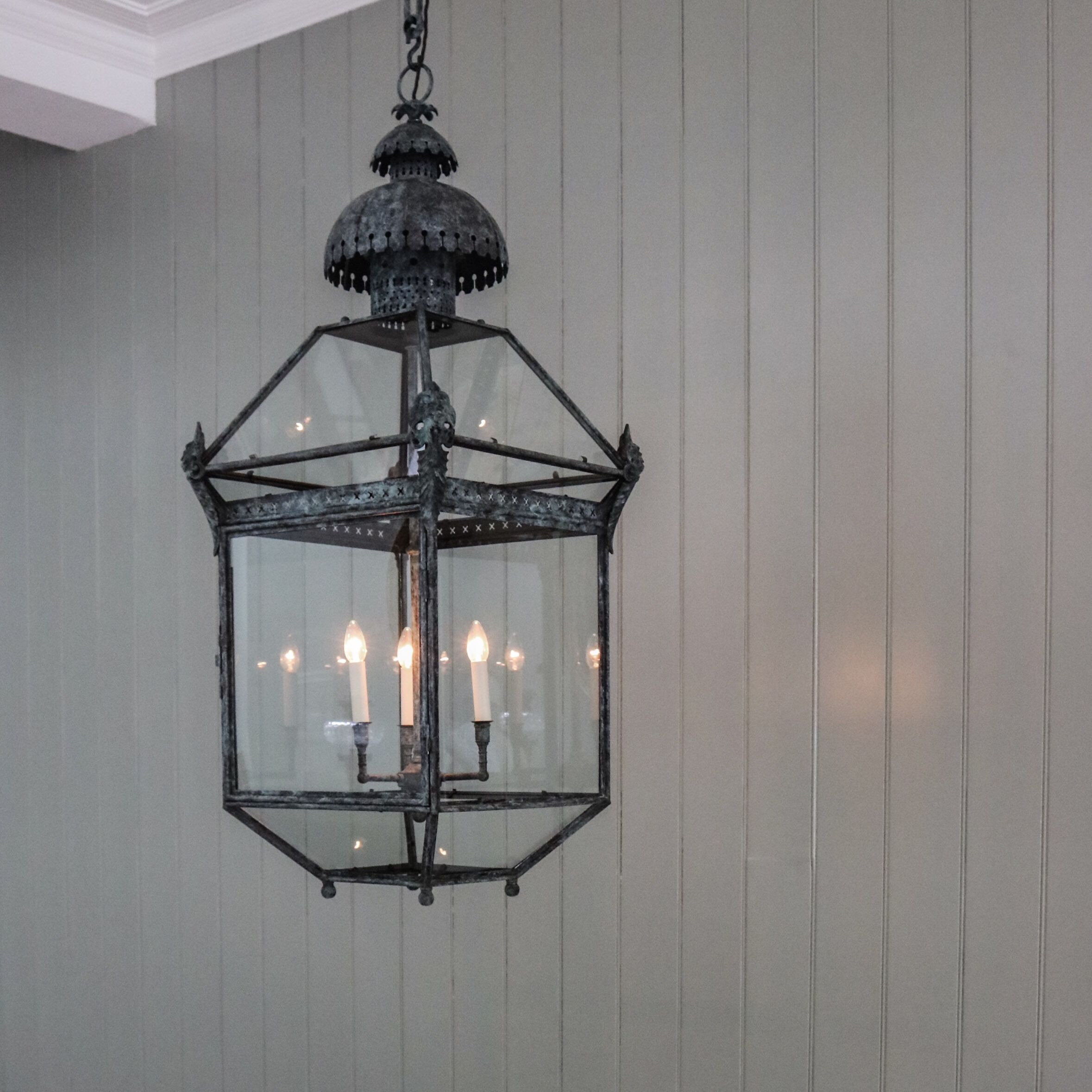 The Delaval Hanging Lantern Recently Part Of