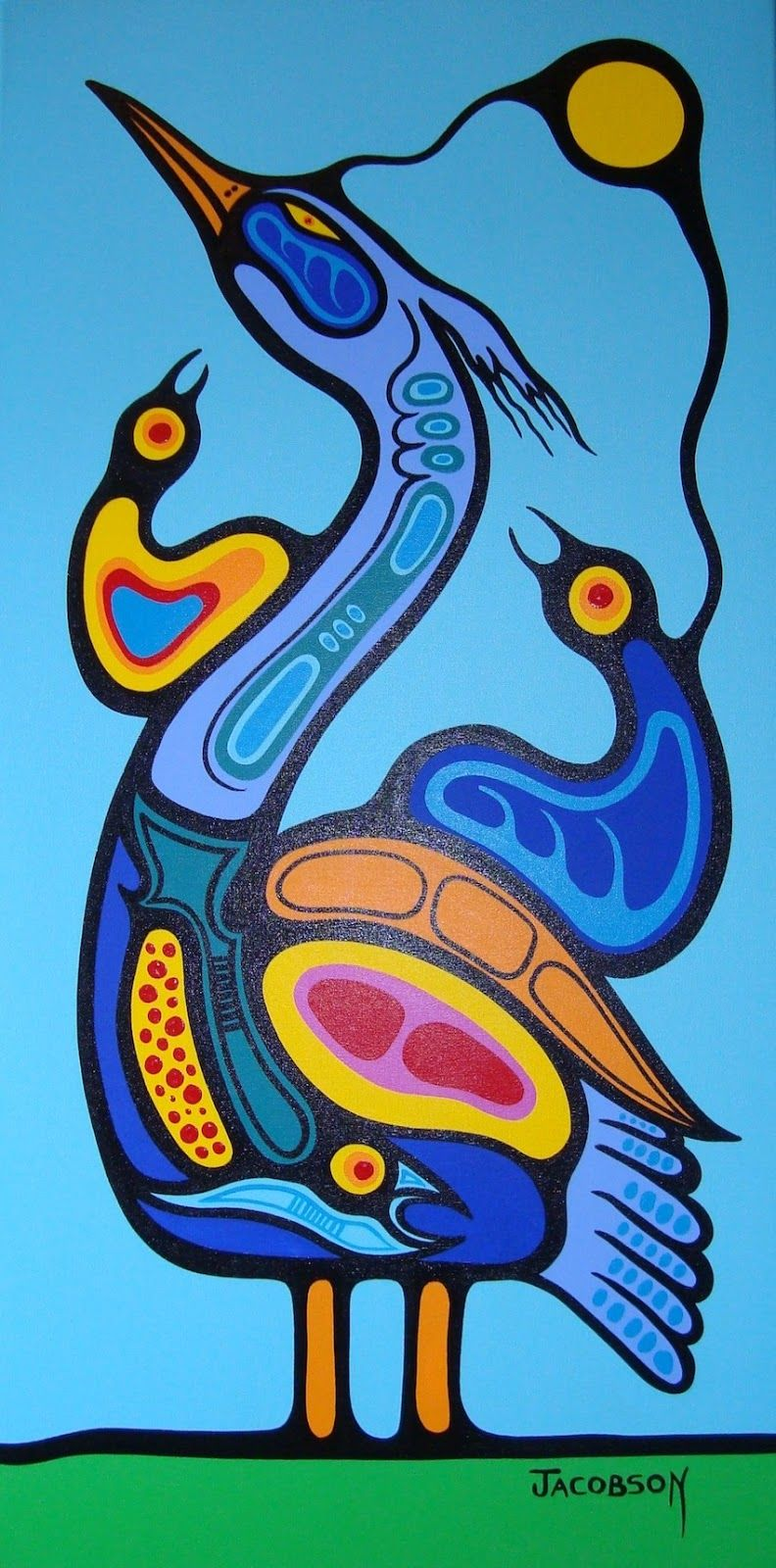 Mark Anthony Jacobson Biography Inuit Indigenous Art