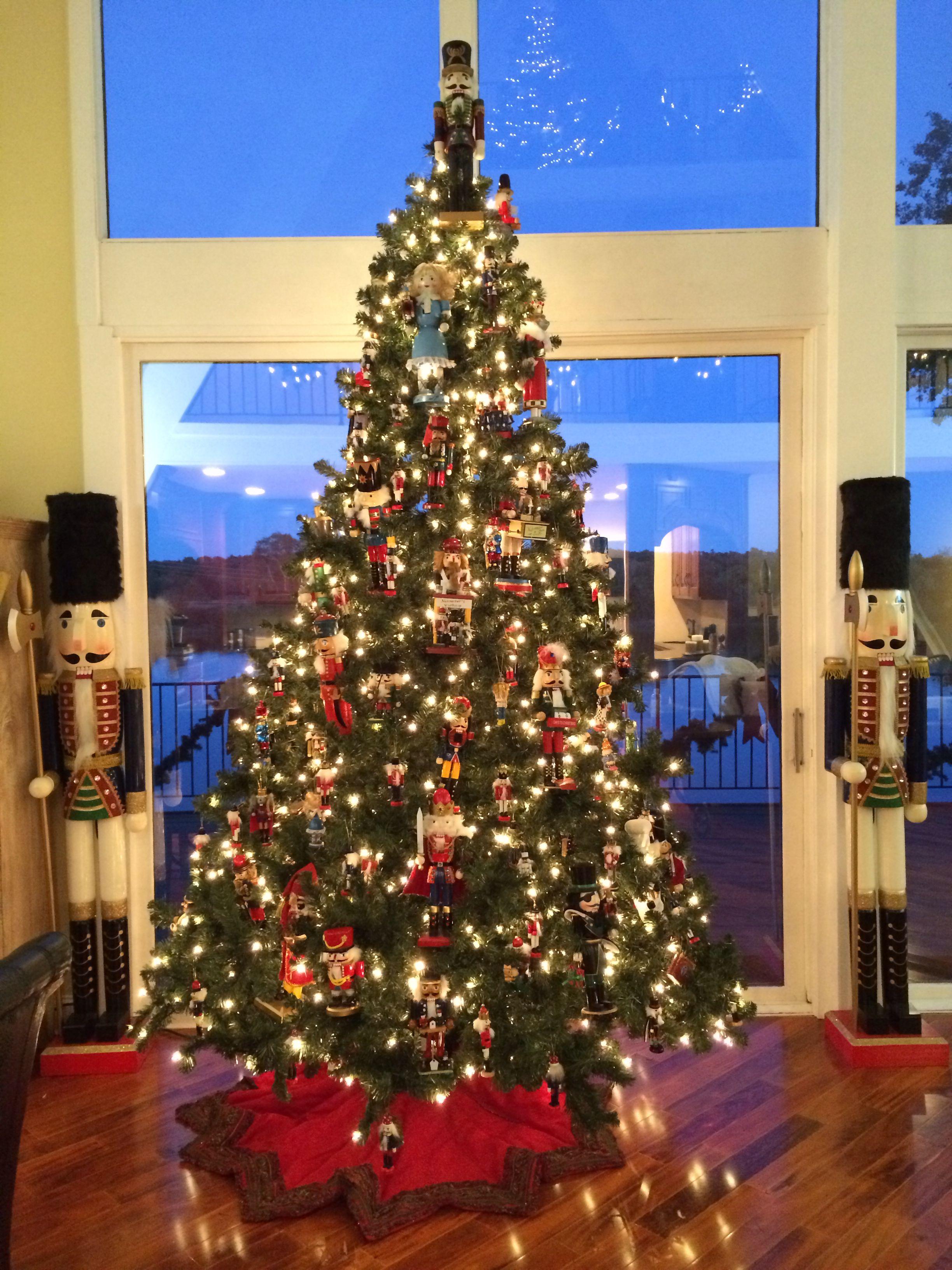 Nutcracker Christmas Tree Christmas Tree Themes Nutcracker Christmas Tree Holiday Christmas Tree