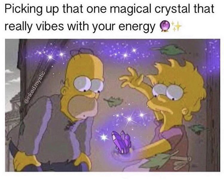 Magick Crystals Vibrations Witchcraft Spells Wicca Pagan