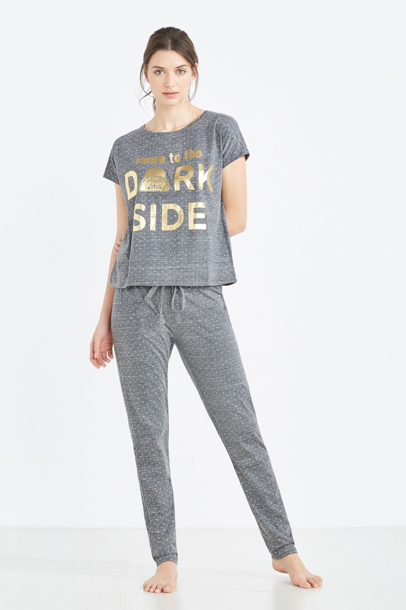 782d3b0e81 Pijama de Star Wars  Come to the dark side
