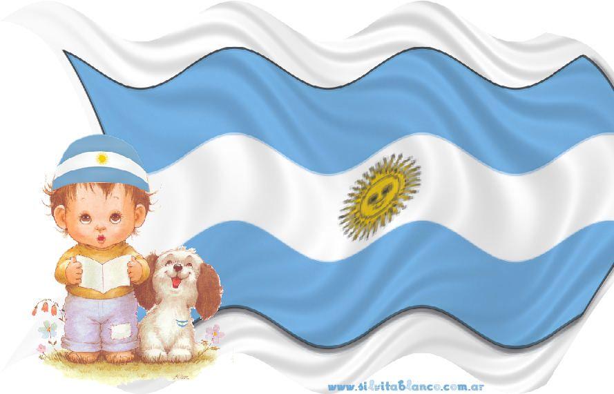 Bandera tuya y m a m sica y letra para jardin de infantes for Cancion para saludar al jardin de infantes