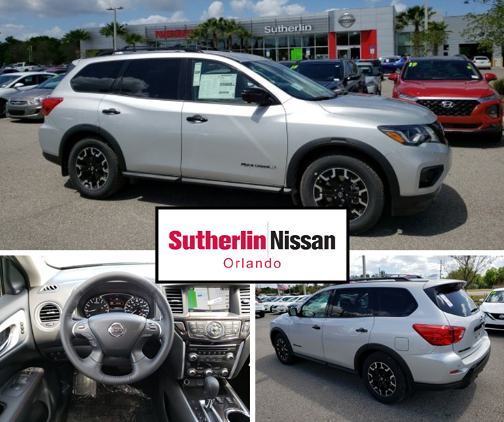 Sutherlin Nissan Orlando >> Take your daily commute to the next level. #Nissan #Pathfinder http://bit.ly/2IZpOvD | Nissan ...