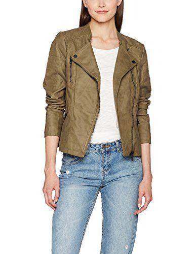 Quelle taille pour une veste en cuir femme