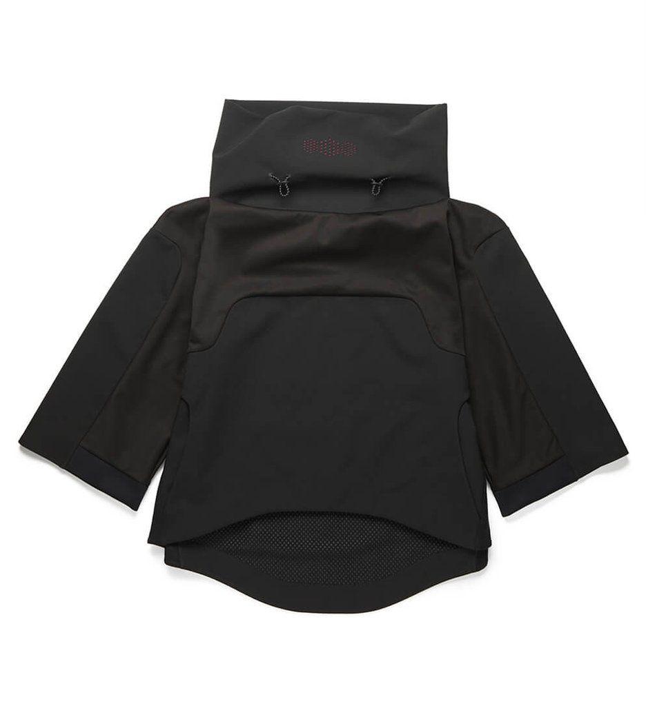 323c3bdb9 Funnel Neck Pullover in 2019 | Black | Funnel neck, Gym shorts ...