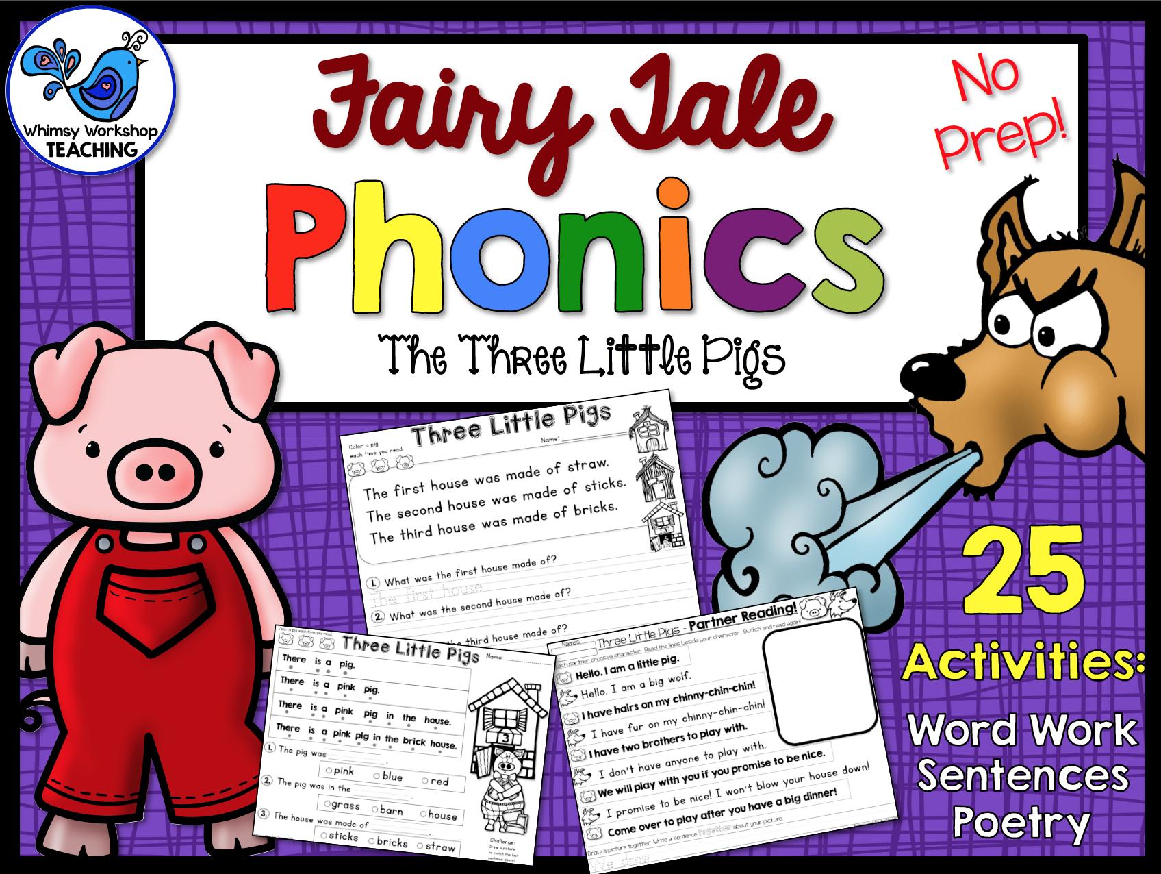 Fairy Tale Phonics