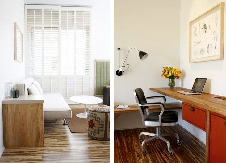 H2 Hotel Bedroom Suite, Healdsburg, Tiger Stripe Bamboo Floor, Marie Fisher | Remodelista  Idea for our study windows
