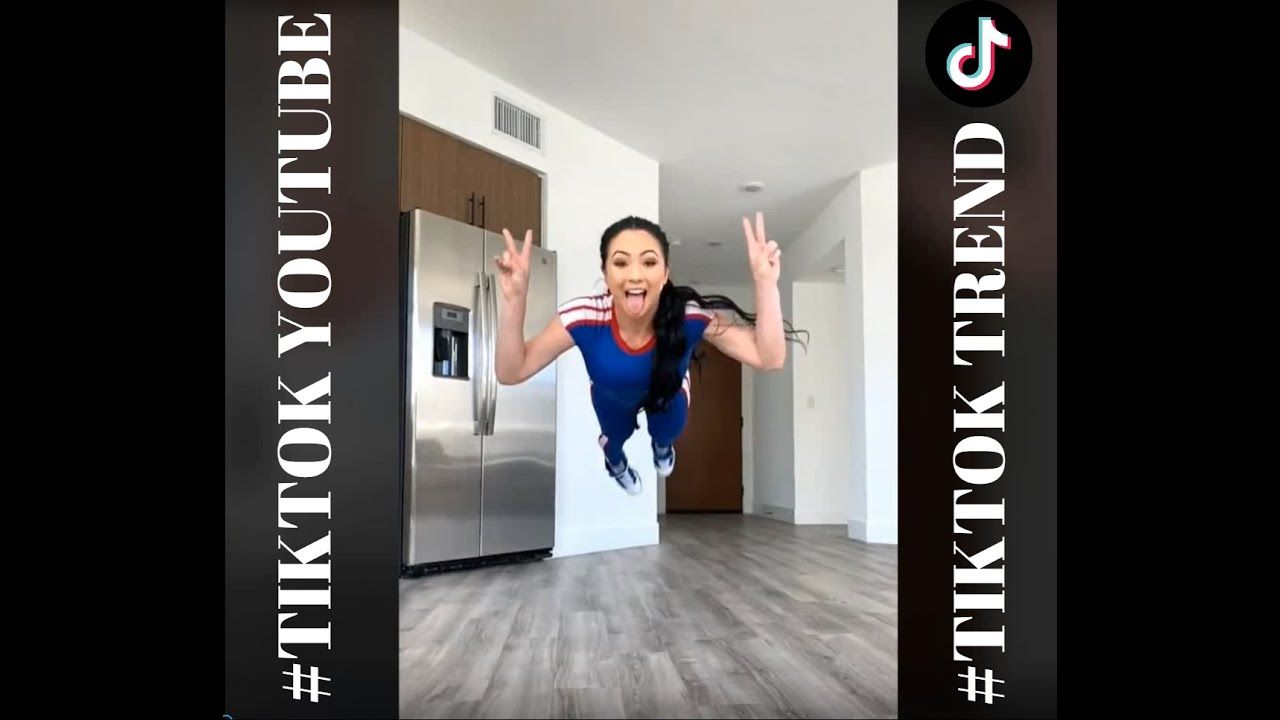 Tik Tok On Youtube Best Trending Us And Uk Compilation Tiktok Trend Trending Funny Clips Youtube