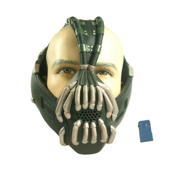 Be Gotham's Reckoning: Voice-Changing Bane Mask