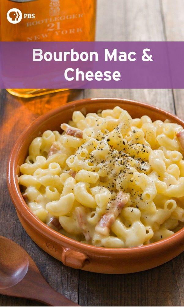 Bourbon Mac And Cheese Recipe Mac Cheese Pbs Food Bourbon Recipes