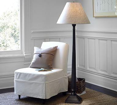 Lexford floor lamp base potterybarn need shade cathy lexford floor lamp base potterybarn need shade mozeypictures Gallery