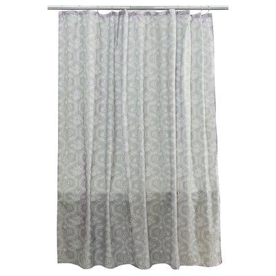 Splash Home Thalassic Single Shower Curtain Curtains Scandinavian Shower Curtains Fabric Shower Curtains