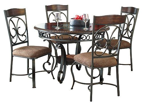 42+ Industry place cherry 5 pc dining set Trend