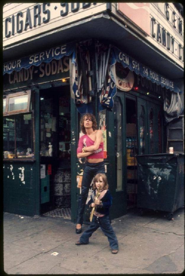 David Johansen, New York Dolls,1973. | Photo rock, Musique ...