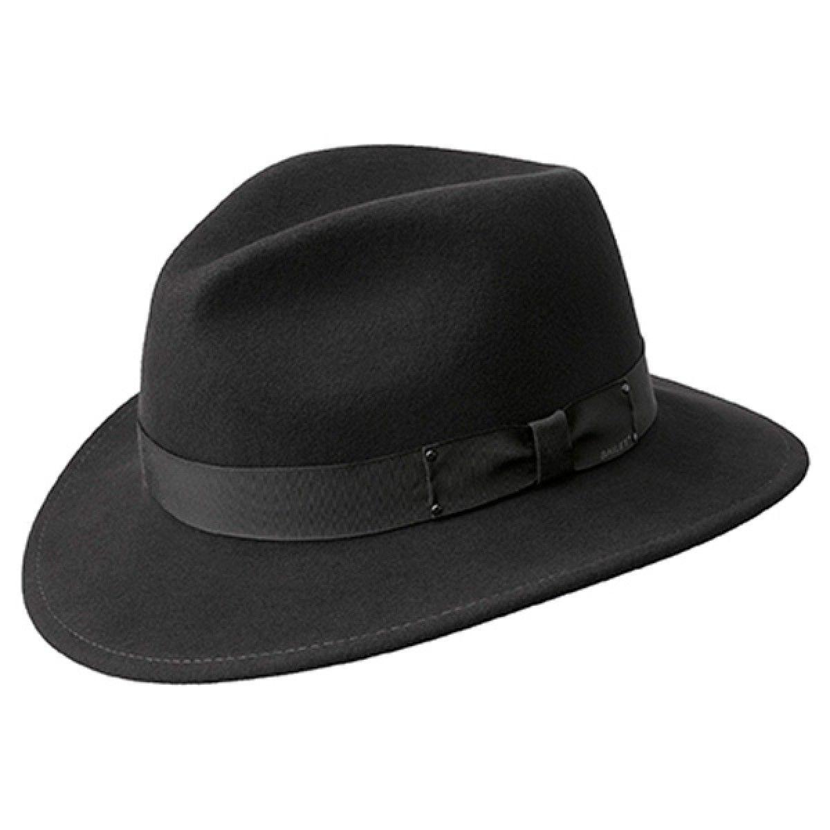Bailey Curtis - Soft Wool Fedora Hat en 2018  a1cfeb7d225a