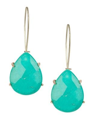 Allison Earrings in Teal - Kendra Scott Jewelry.