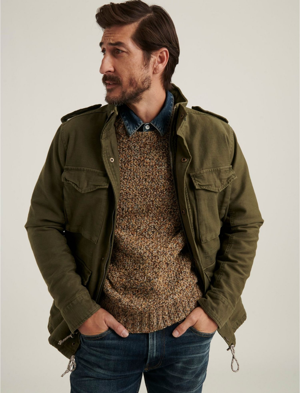 M65 Field Jacket With Removable Sherpa Lucky Brand M65 Field Jacket Field Jacket Comfy Jackets [ 1310 x 1000 Pixel ]