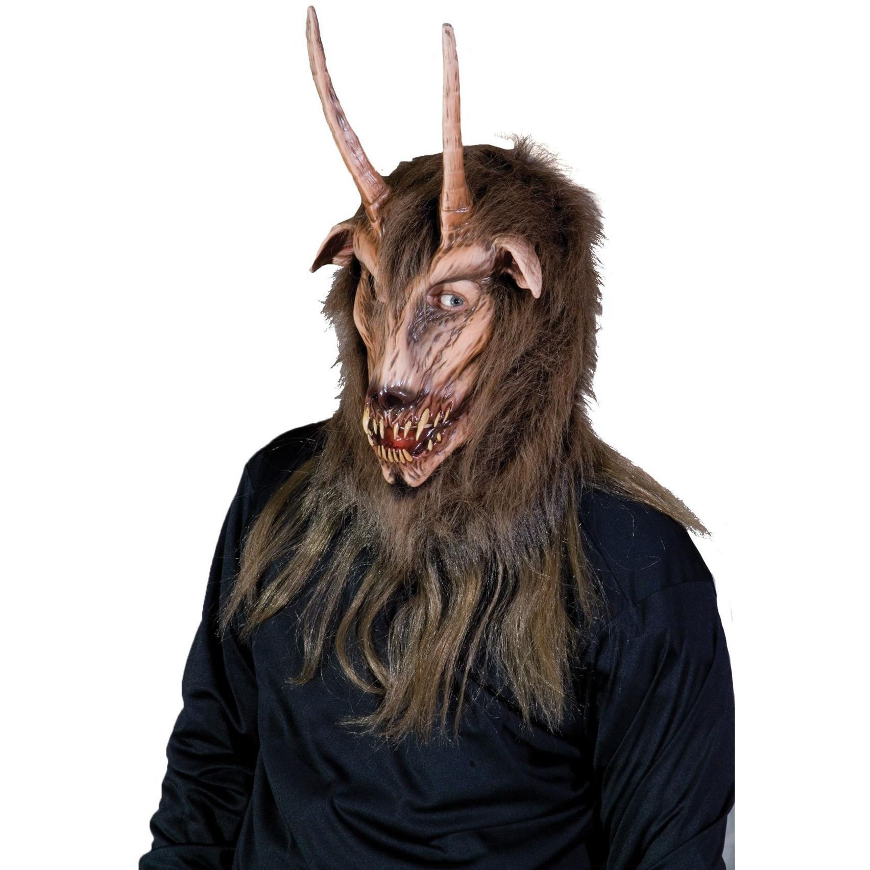 Baphomet Goat Mask by Nymla on DeviantArt | Masks | Pinterest ...