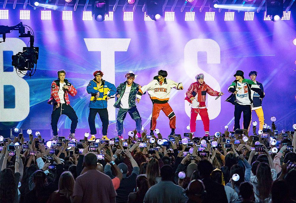 BTS' Live Performances — PICS | BTS PERFORM | Bts, Jimmy