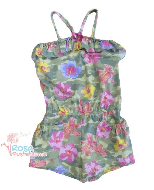e2dfe556a3 Kate Mack Overall camouflage glam