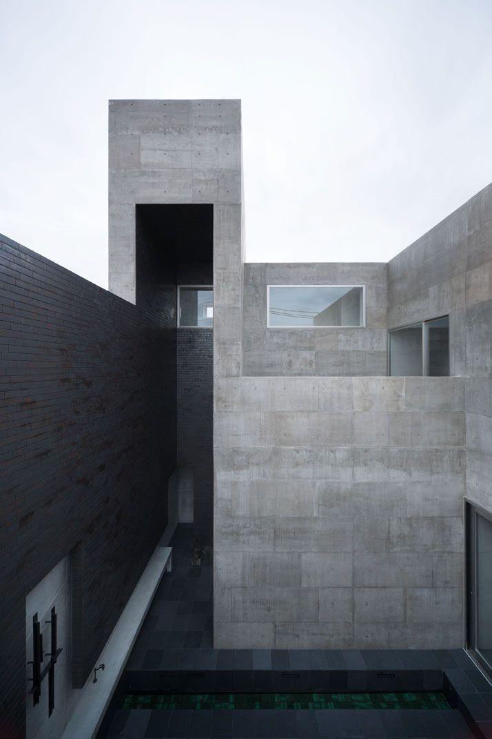 029 house of silence architecture architektur japanische architektur y architektur - Japanische innenarchitektur ...