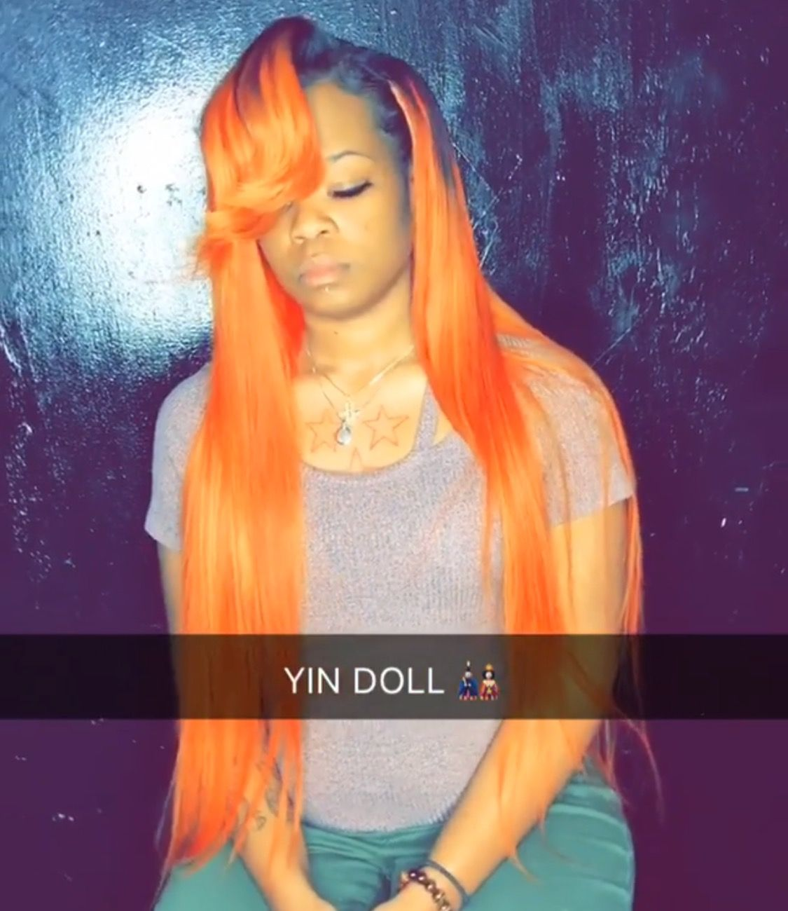 another recap of orange head this was a video pinterest
