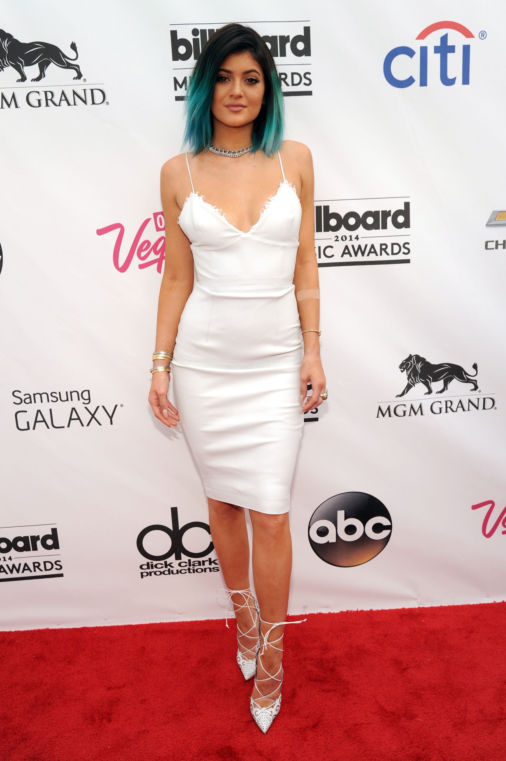 Kylie Jenner Turns Heads at 2014 Billboard Music Awards