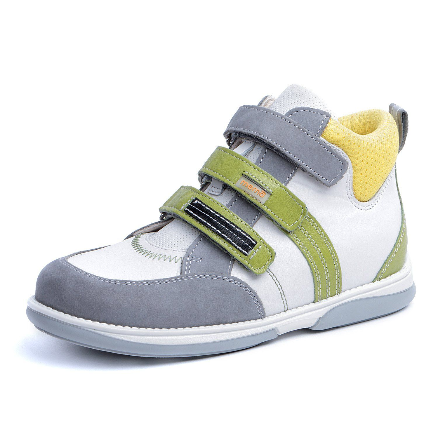 Skate shoes ankle support - Memo Polo 3ab Diagnostic Sole Ankle Support Kid S Orthopedic Leather Sneaker 38 6k