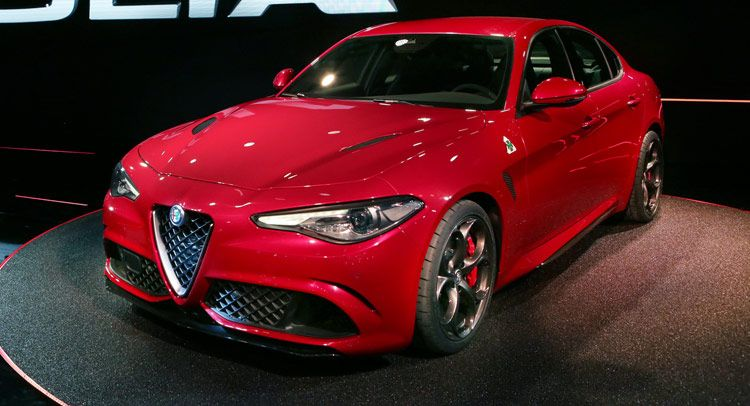 Alfa Romeo Giulia Qv With 510ps Official Details And High Res Images Carscoops Alfa Romeo Alfa Romeo Giulia Romeo Car
