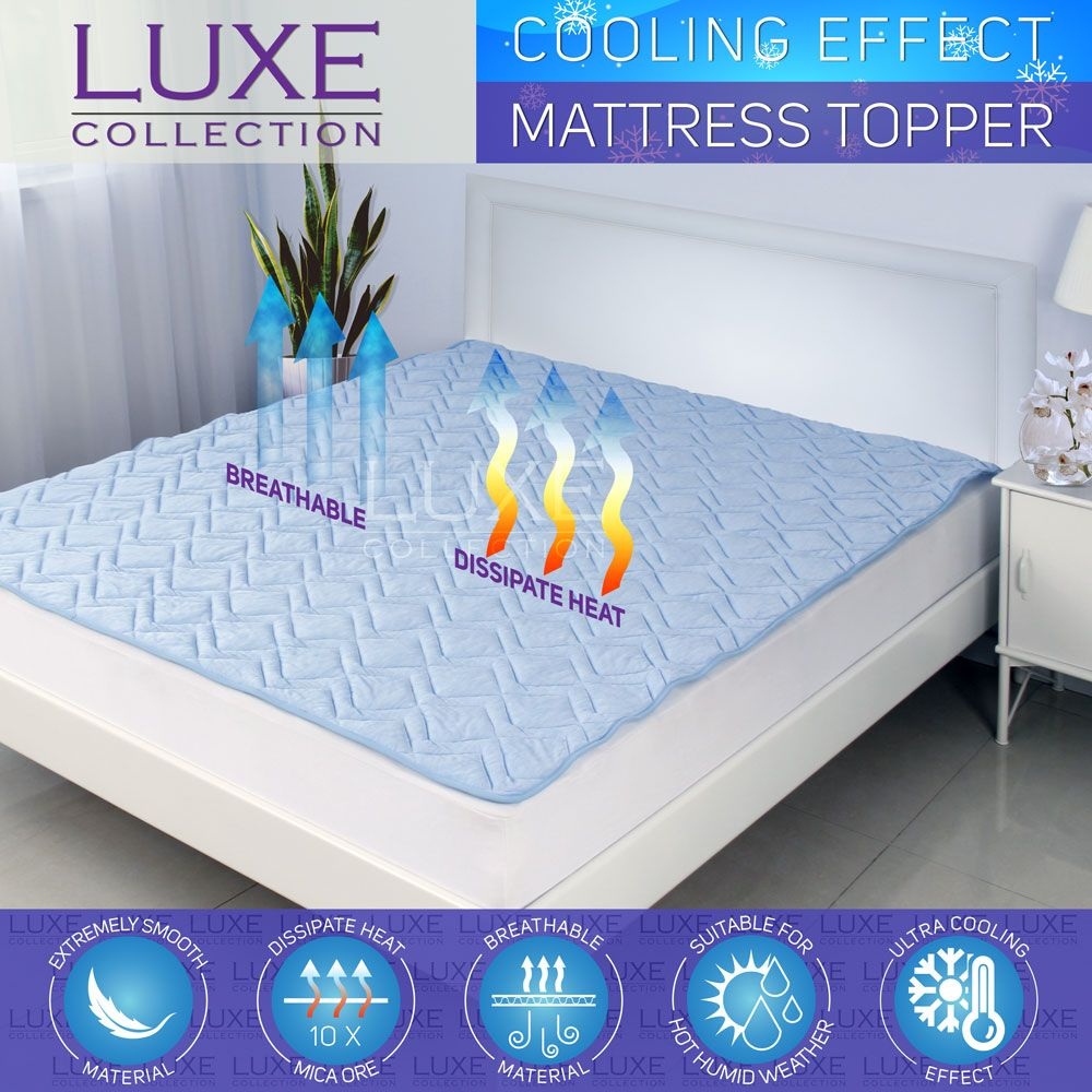 Best Of Cooling Mattress Pad For Queen Bed And Review In 2020 Double Bed Designs Cooling Mattress Pad Bed Design