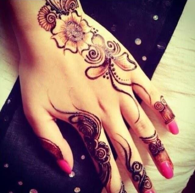 One Day I M Gonna Have A Permanent Henna Hand Tattoo Love Them