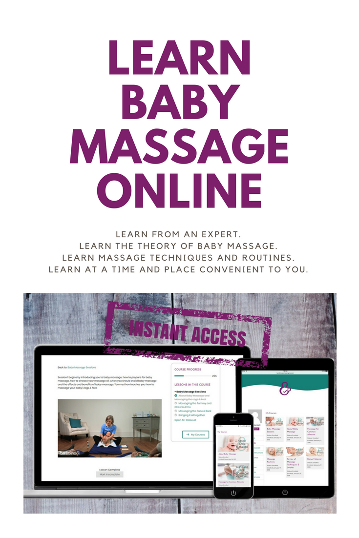 Online Kids Massage Course - Instant Access