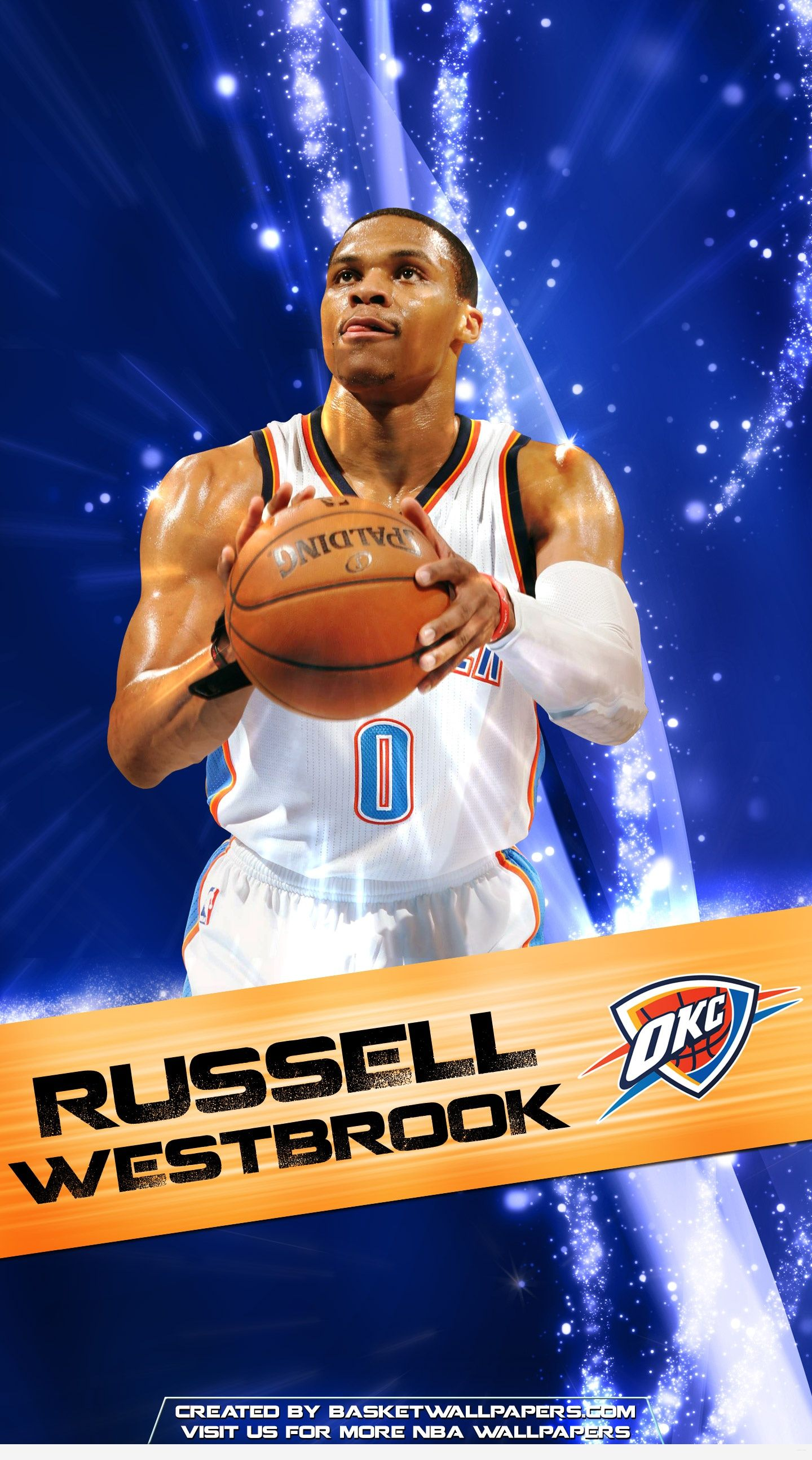 russell westbrook iphone wallpaper http