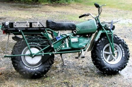 Rokon Scout pictures, specifications, videos and reviews (2011 ...