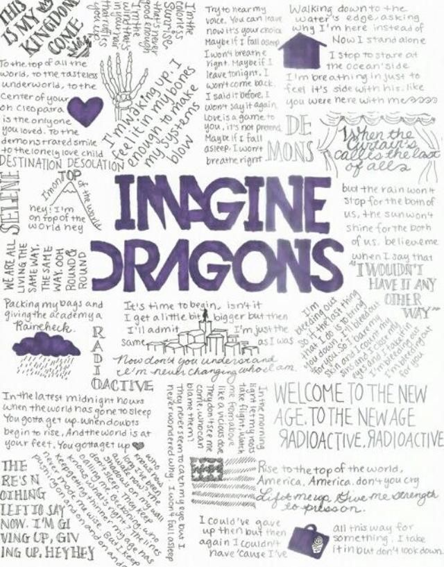 i like it imagine dragons   imagine dragons   Pinterest   Imagine ...