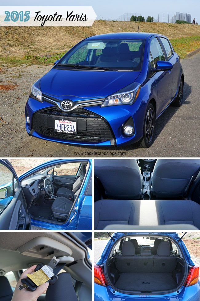 Cars | The 2015 Toyota Yaris makes a great compact commute car with ...