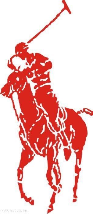 Red Polo Logo Logo De La Marca Pinterest Moda